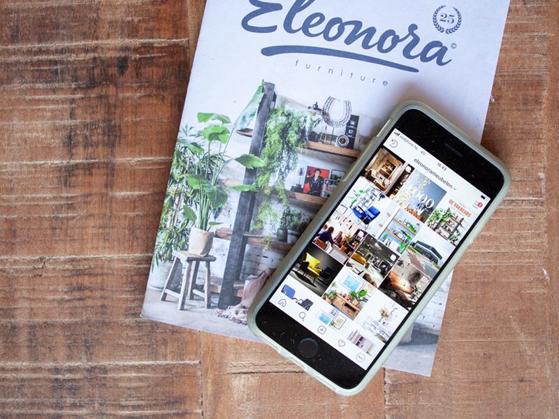 Volg Eleonora op Instagram!
