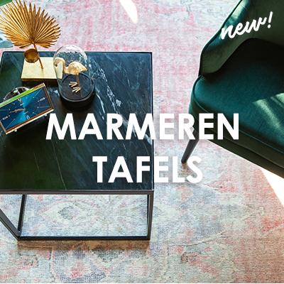 Marmeren tafels knop